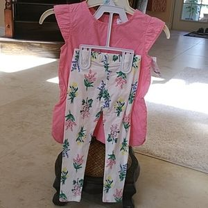 Carter's 5T 2- Piece Outfit.